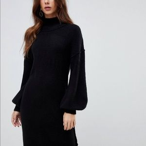 Asos knitted dress